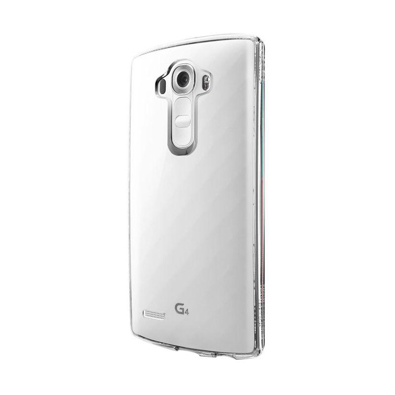 Spigen Ultra Hybrid Crystal Clear Casing for LG G4