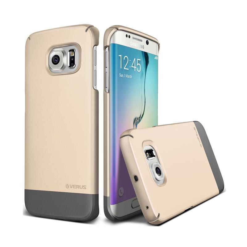 VERUS 2LINK Goldilocks Casing for Galaxy S6 Edge
