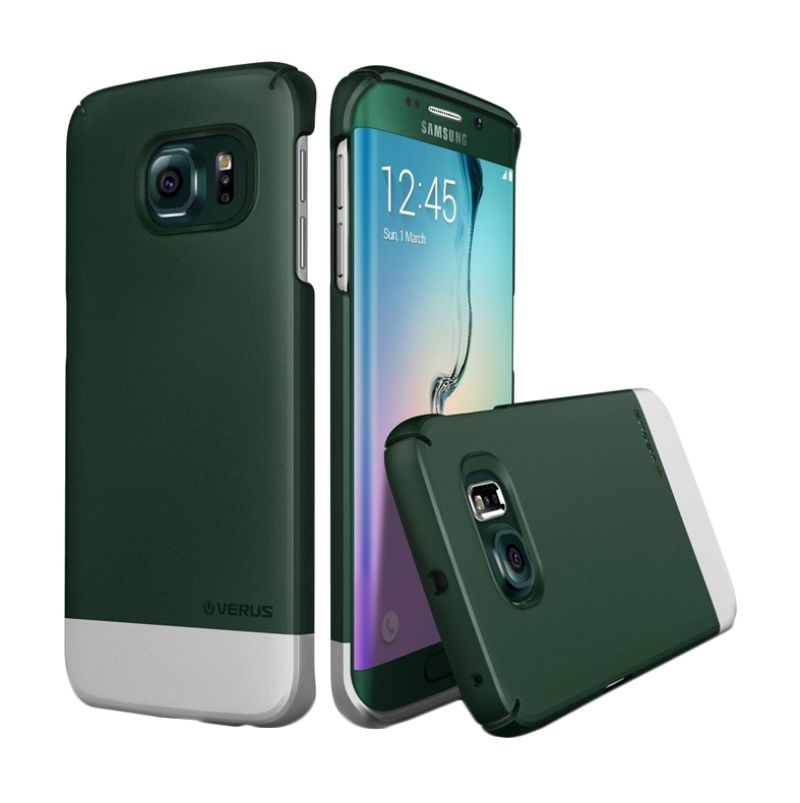 Verus 2Link Green Emerald Casing for Samsung S6
