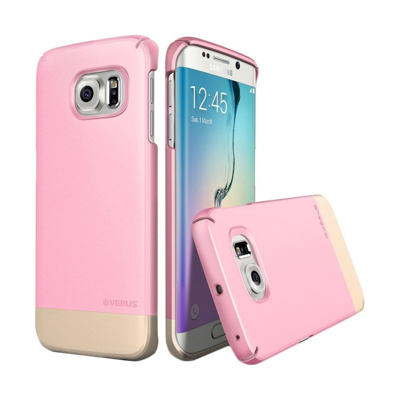 Verus 2Link Sugar Pink Casing for Galaxy S6