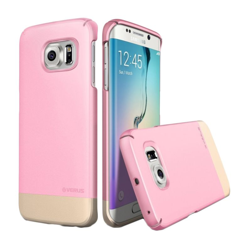 Verus 2Link Sugar Pink Casing for Samsung S6