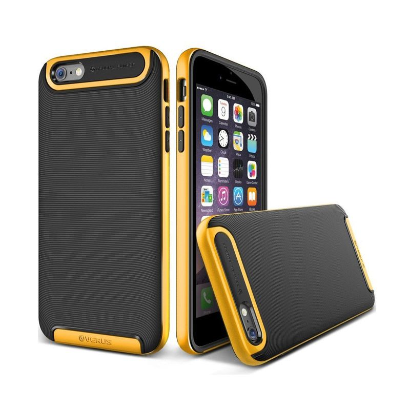 VERUS Crucial Bumper Special Yellow Casing for iPhone 6 [4.7