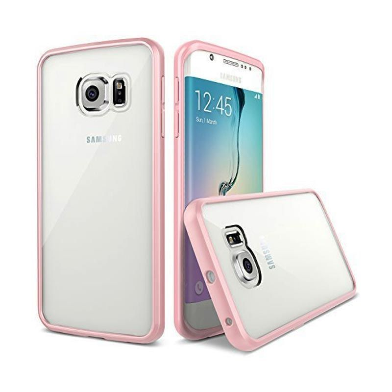 VERUS Crystal MIXX Baby Pink Casing for Galaxy S6