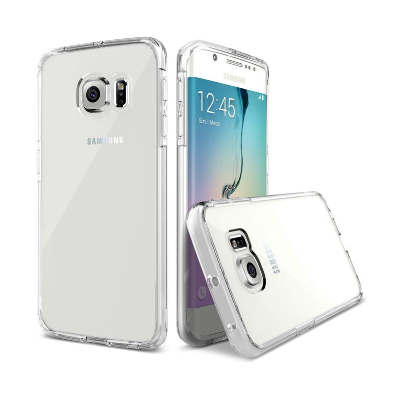 VERUS Crystal MIXX Clear Casing for Galaxy S6 Edge