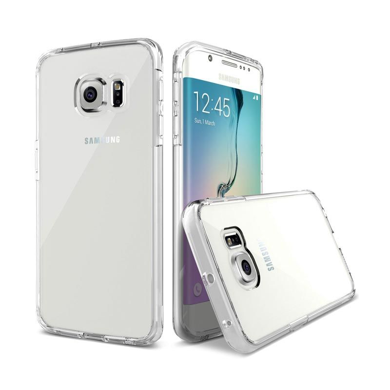 VERUS Crystal MIXX Clear Casing for Galaxy S6
