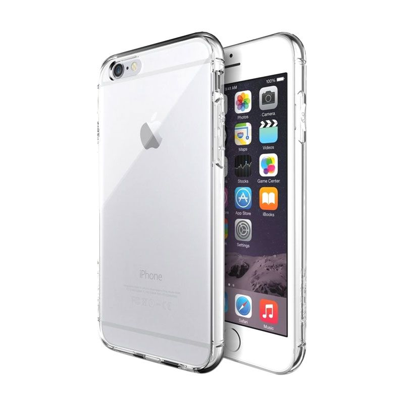 Verus Crystal Mixx Transparan Casing for iPhone 6 Plus