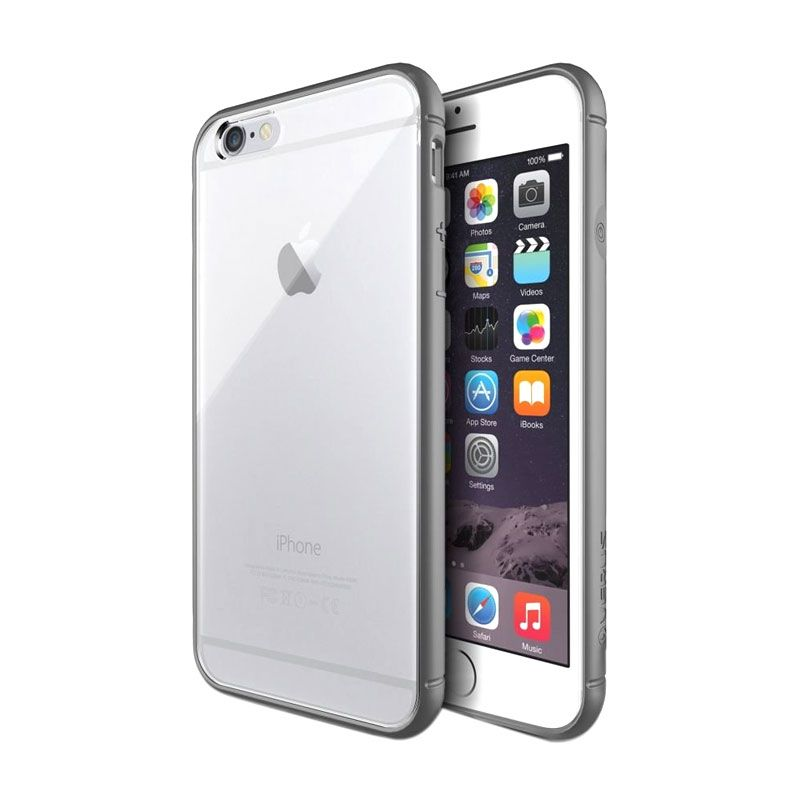 Verus Crystal Mixx Grey Casing for iPhone 6 Plus