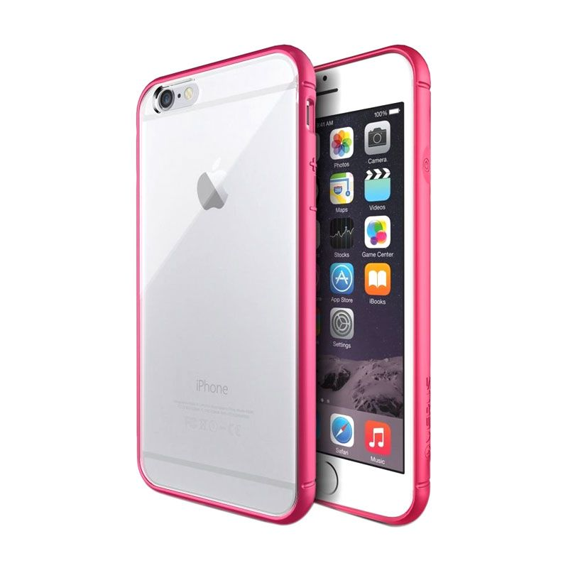 Verus Crystal Mixx Pink Casing for iPhone 6 Plus