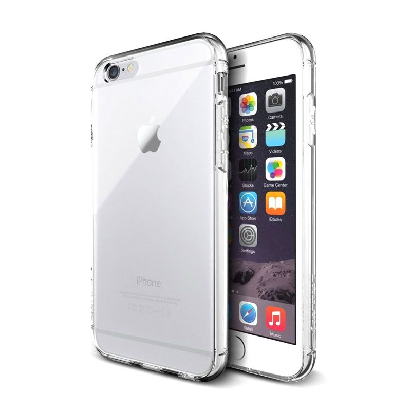 Verus Crystal Mixx Putih Casing for iPhone 6