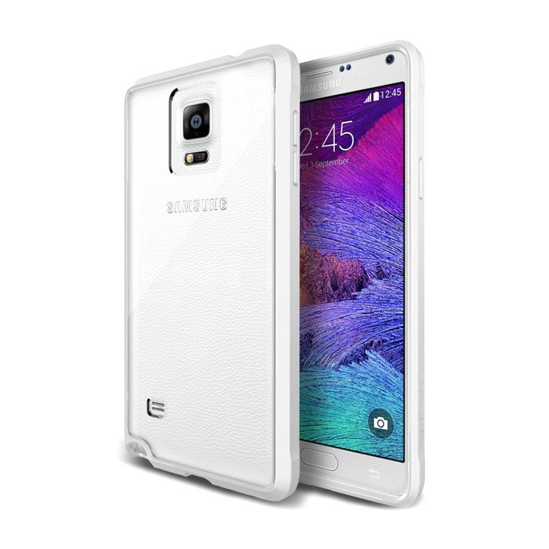 Verus Crystal Mixx Putih Casing for Galaxy Note 4