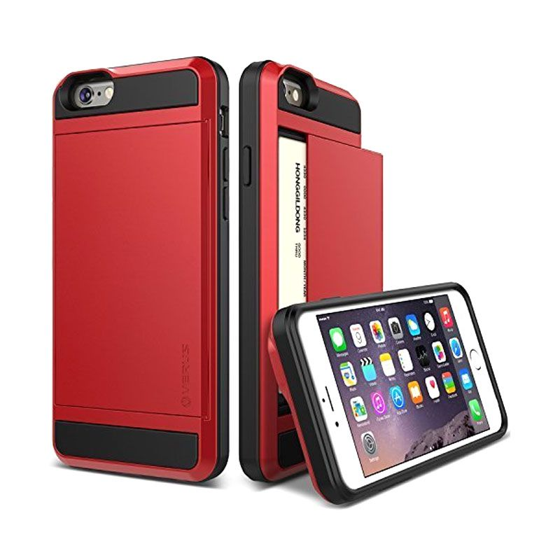 Verus Damda Slide Merah Casing for iPhone 6