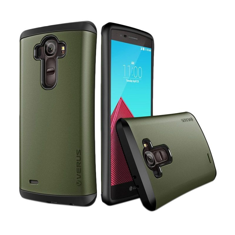Verus Drop Hijau Hard Casing for LG G4