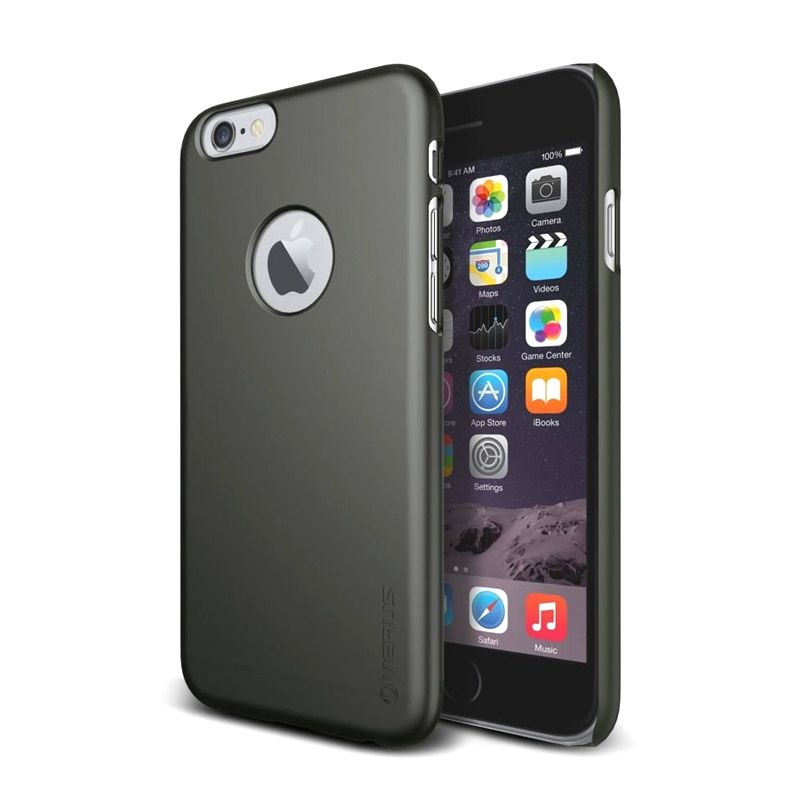 Verus Super Slim Grey Casing for iPhone 6