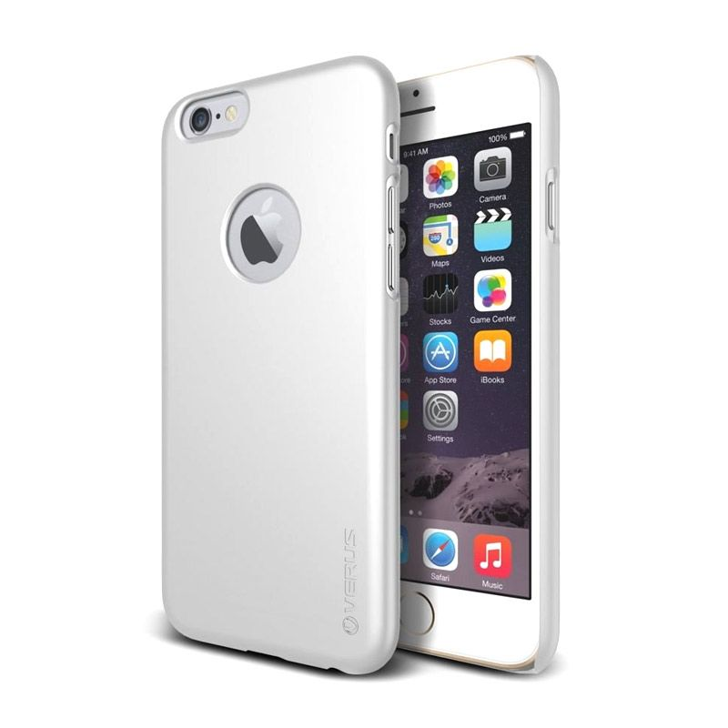Verus Super Slim Putih Casing for iPhone 6