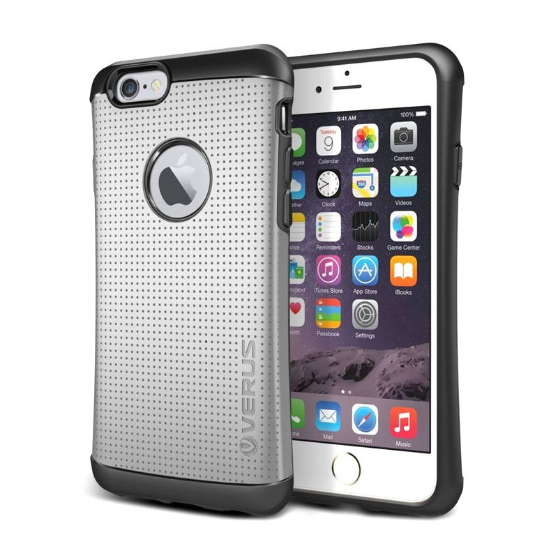 Verus Thor Silver Casing for iPhone 6