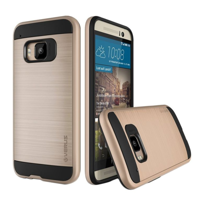 Verus Verge Gold Casing for HTC One M9