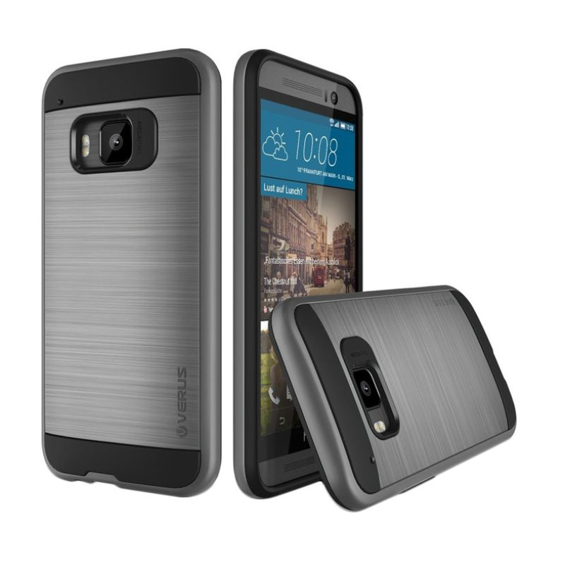 Verus Verge Gray Casing for HTC One M9