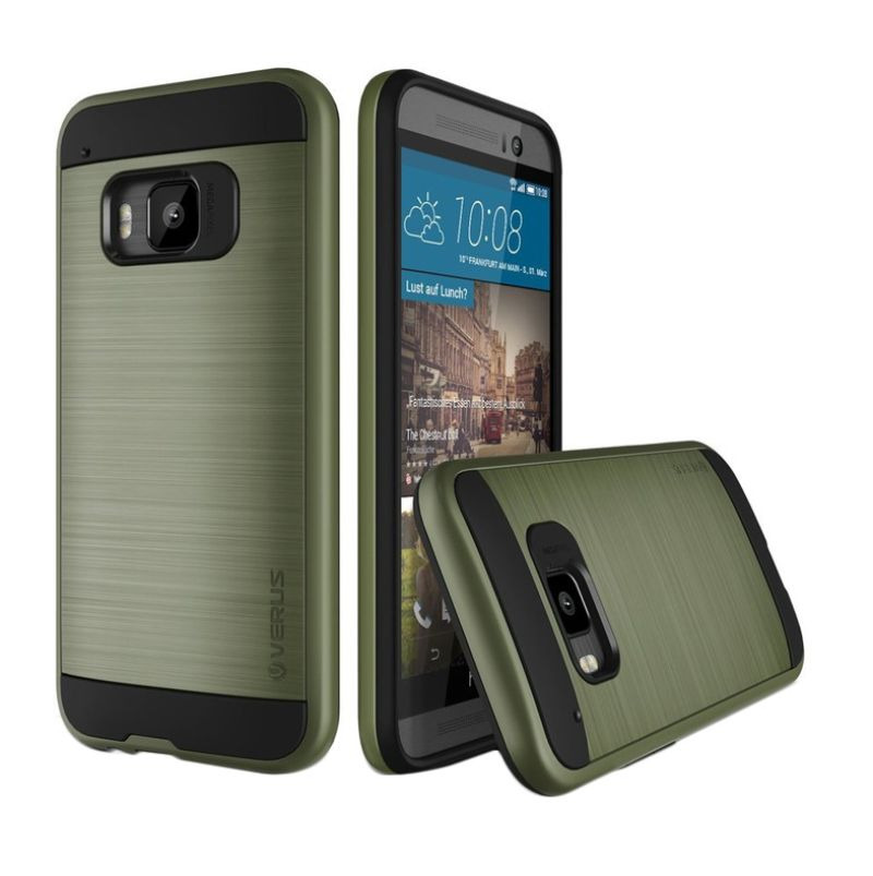 Verus Verge Hijau Casing for HTC One M9