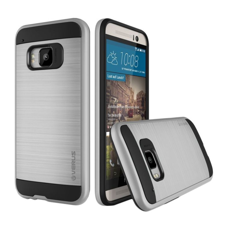 Verus Verge Silver Casing for HTC One M9