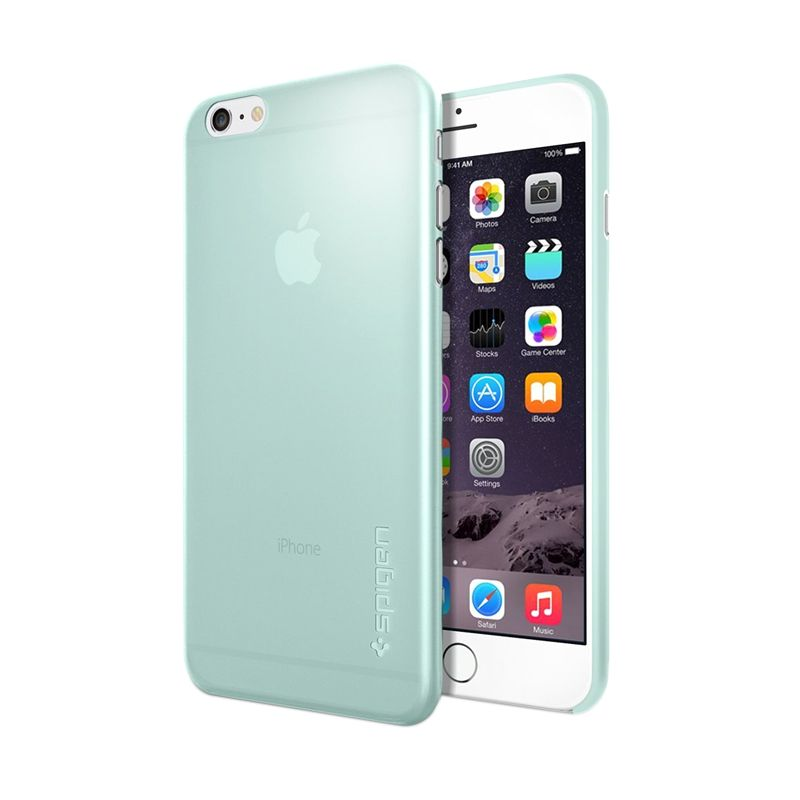 Spigen Airskin Mint Casing for iPhone 6 Plus
