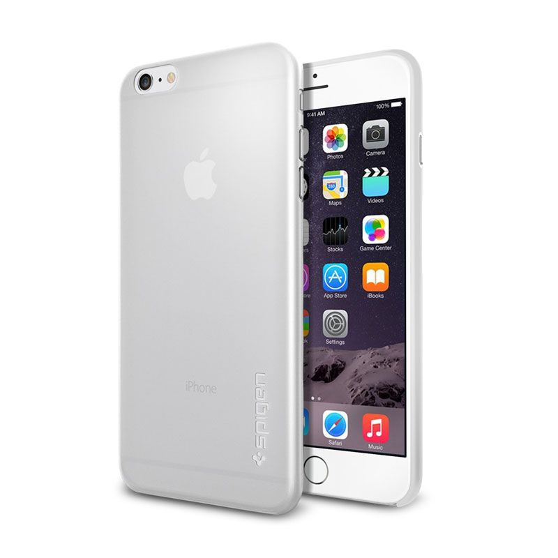 Spigen Airskin Soft Clear Casing for iPhone 6 Plus