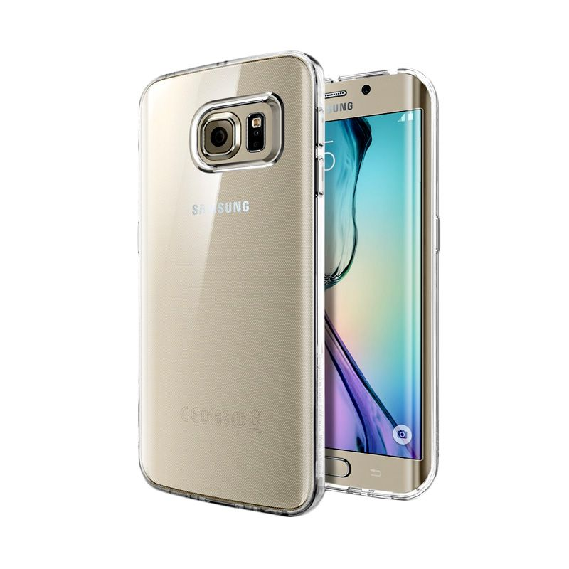 Spigen Liquid Crystal Casing for Samsung Galaxy S6 Edge