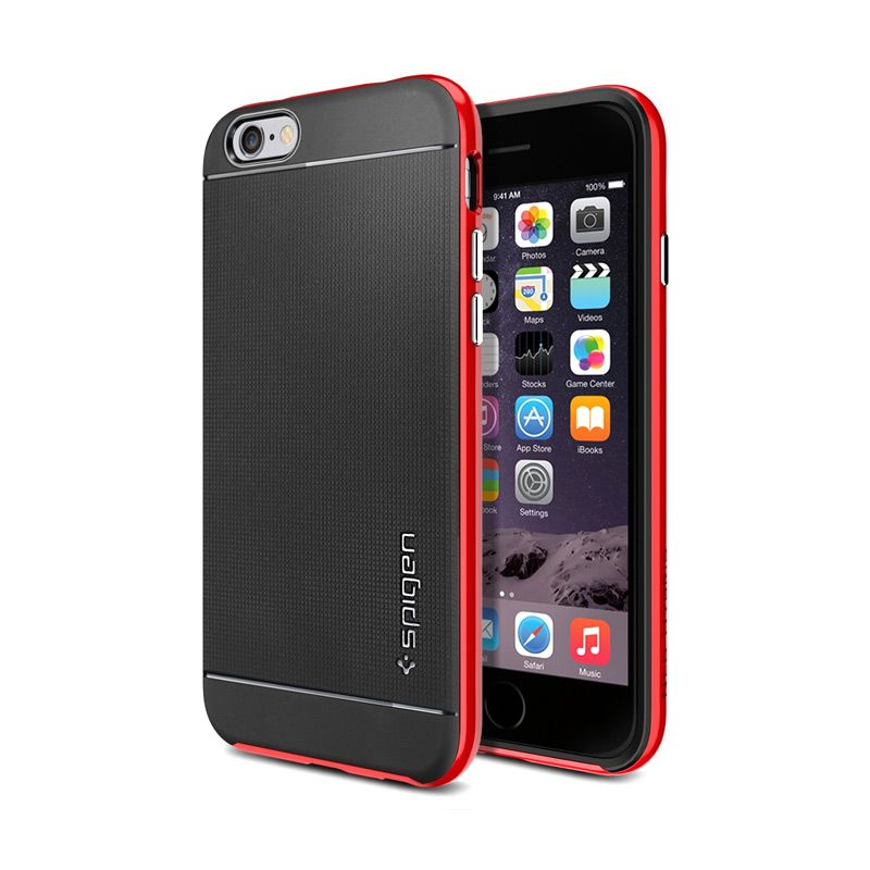 SPIGEN Neo Hybrid iPhone 6 Dante Red