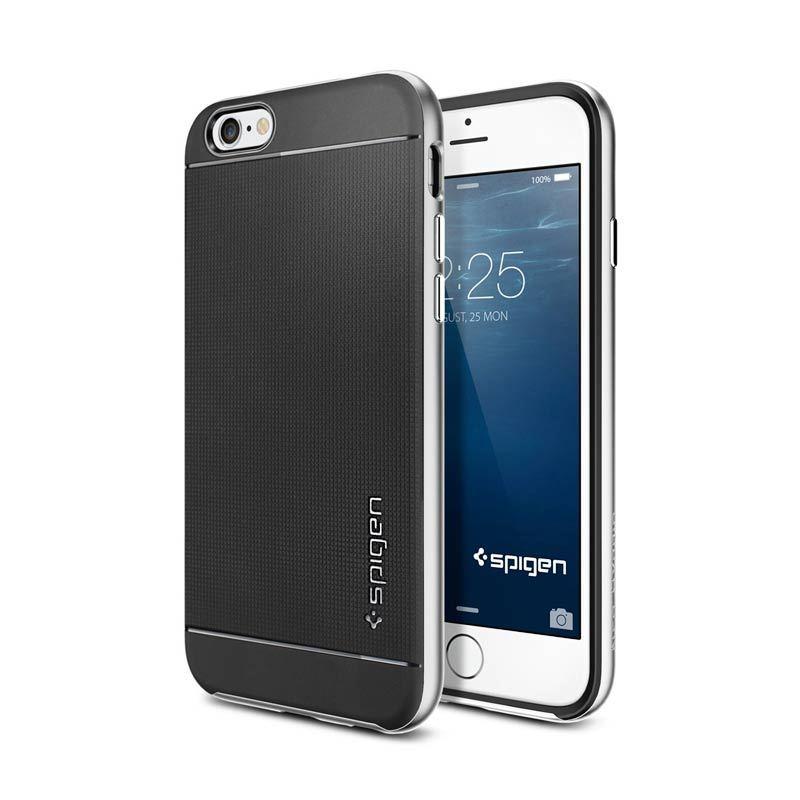 Spigen Neo Hybrid iPhone 6 Satin Silver