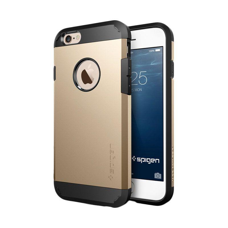 SPIGEN Tough Armor iPhone 6 Champagne Gold