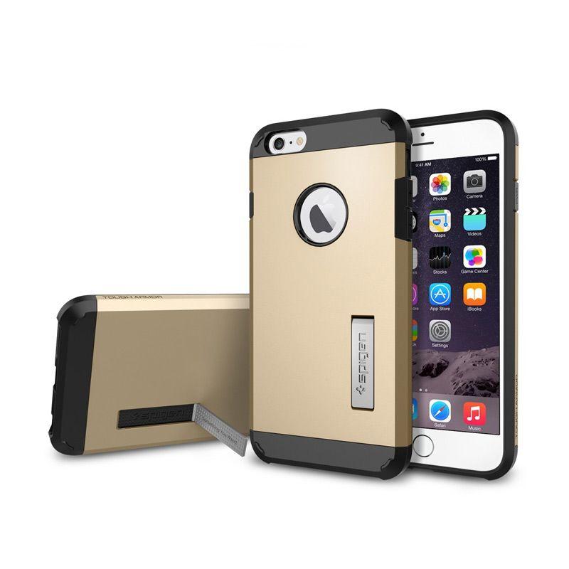 SPIGEN Tough Armor iPhone 6 Plus Champagne Gold