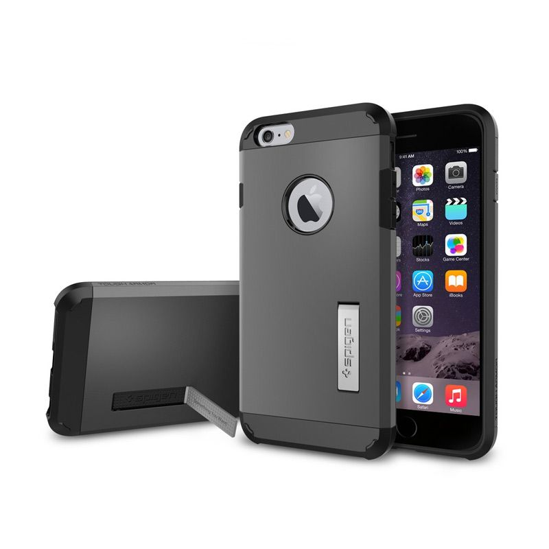 SPIGEN Tough Armor iPhone 6 Plus Gunmetal