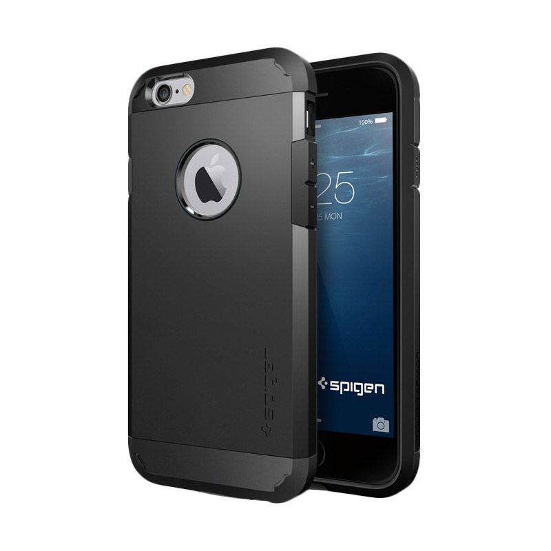 SPIGEN Tough Armor iPhone 6 Smooth Black