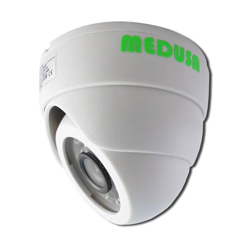 MEDUSA AHD Indoor A371R-130W- 3.6MM Putih Kamera CCTV