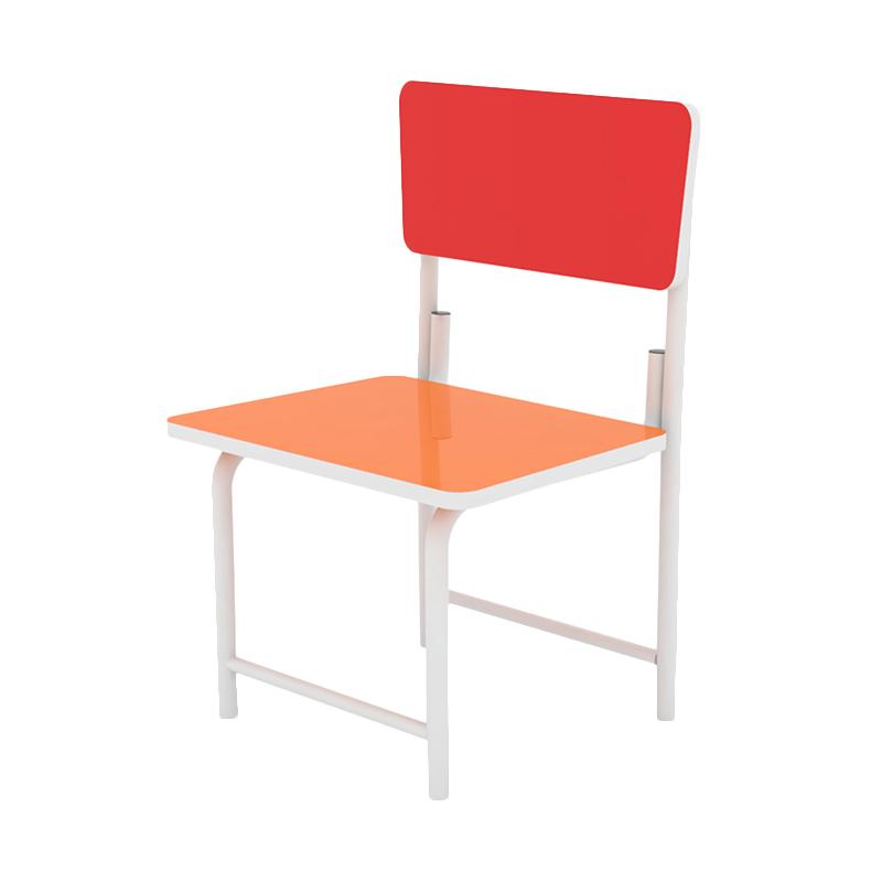 Prissilia Love Junior Kursi Belajar - Orange