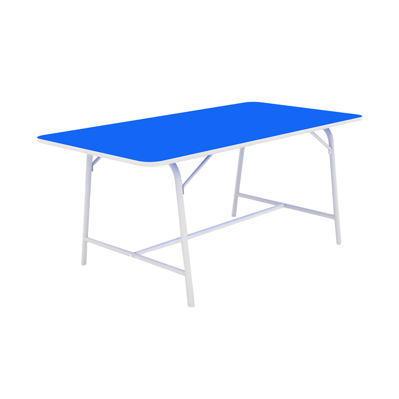Prissilia Love Junior Study Desk Meja Belajar - Biru