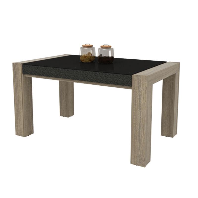 Jual Pro Design Alabama Dining Table Meja Makan Sonoma Brown Granite Khusus Jawa Bali Online Januari 2021 Blibli