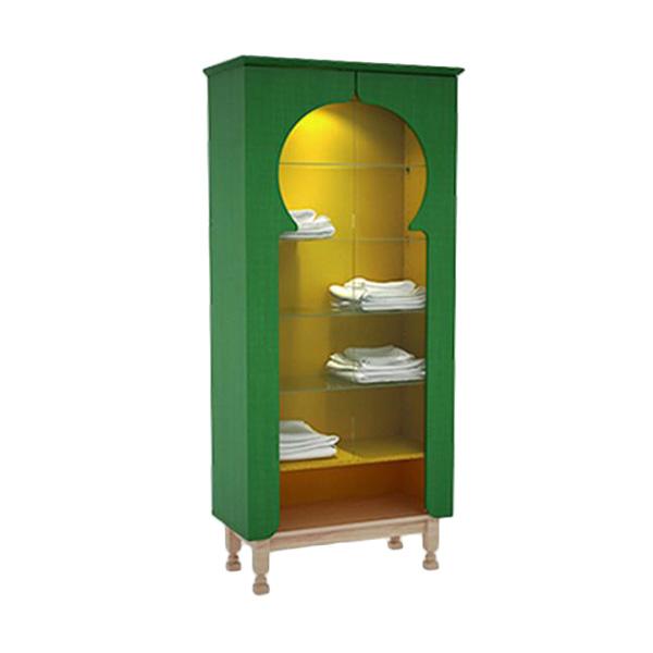 harga Pro Design MQ GDC 80 Maqdis Series Masjid Lemari Kaca [1 Pintu/Khusus Jabodetabek] Blibli.com