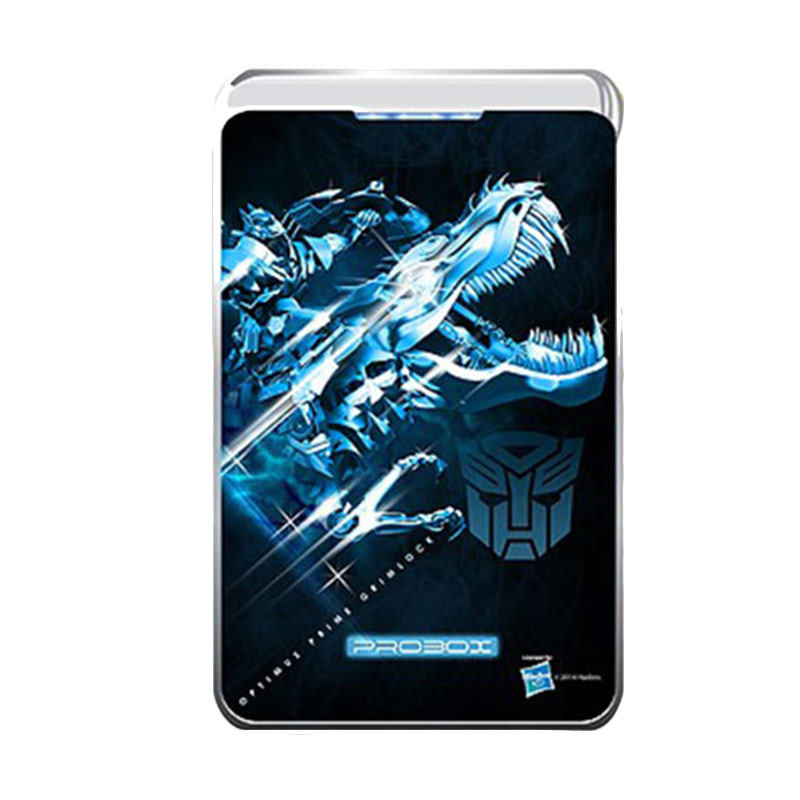 Probox MyPower Powerbank Transformers 4 Edition 7800mAh Grimlock - Hitam