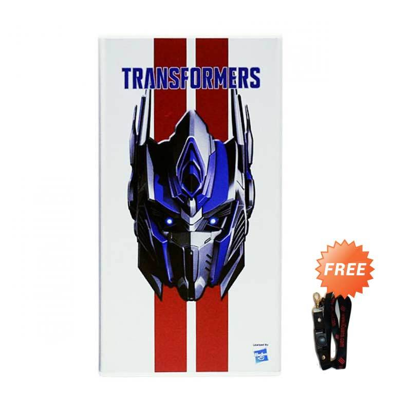 PROBOX Optimus Prime Transformers4 Power Bank [8000 mAh] + Lanyard