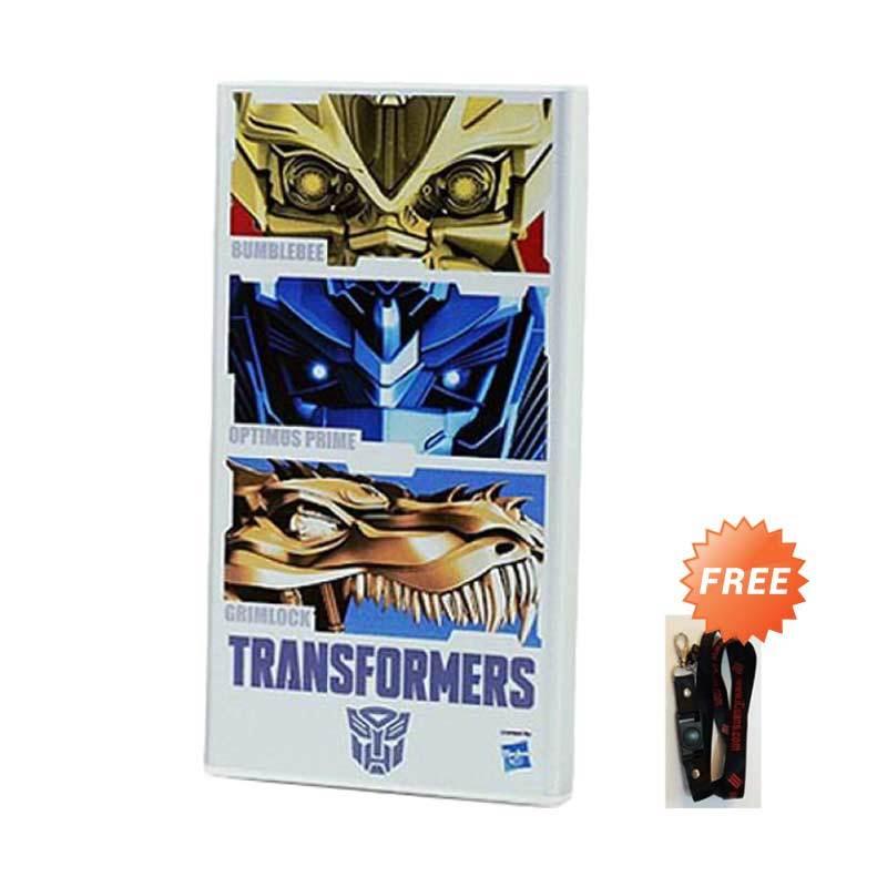 Probox Transformers4 Series Power Bank [8000 mAh] + Free Lanyard