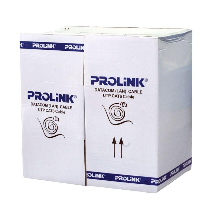 PROLINK CAT6 Grey UTP LAN Cable