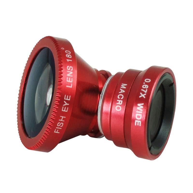 Lensa Prolink PCL3000 Merah