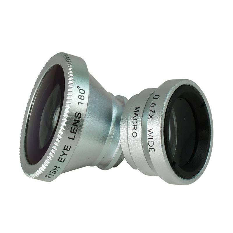 Lensa Prolink PCL3000 Silver