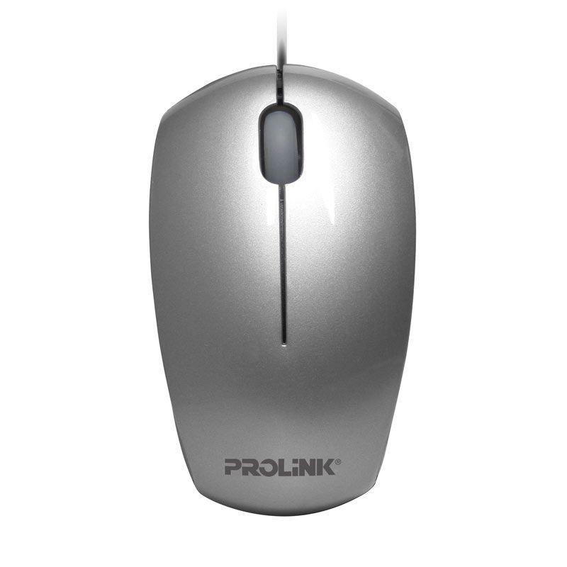 PROLINK PMO628U USB Mouse Kabel (SILVER)