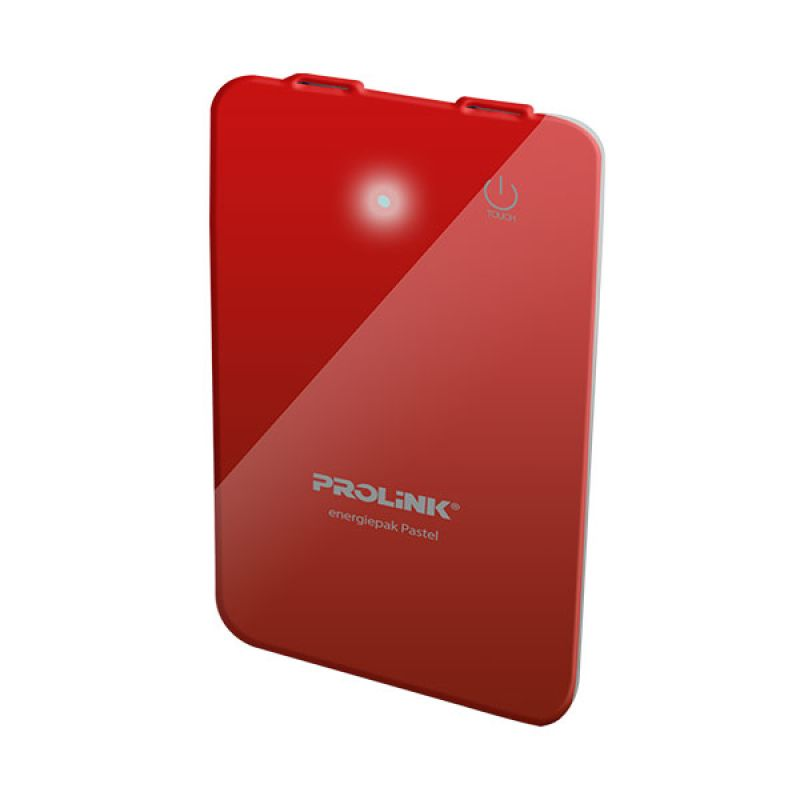 PROLINK PPB721 Red Powerbank [7200 mAh]