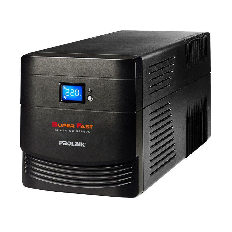 Prolink PRO1200SFT Super Fast Charging Line Interactive UPS