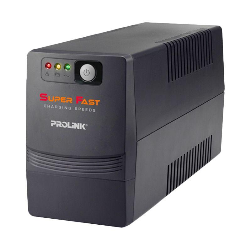 PROLINK PRO700SFC Super-Fast Charging UPS [650 VA]