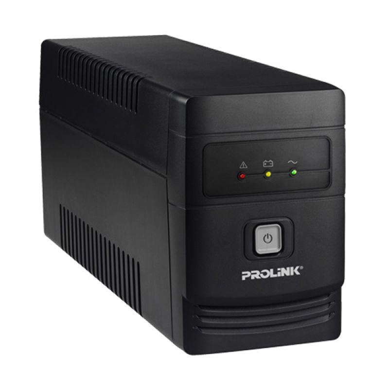 Prolink PRO850SU EnerHome Line Interactive Hitam UPS
