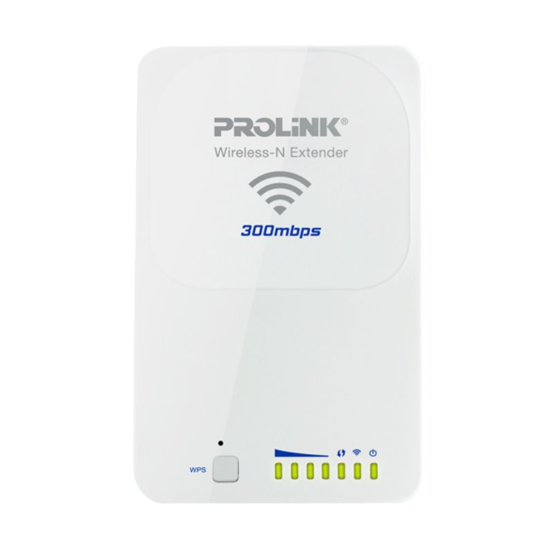 PROLINK PWN3701 White Wireless-N Extender [300 Mbps]