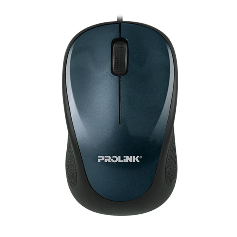 PROLINK PMO630U Blue Optical Mouse